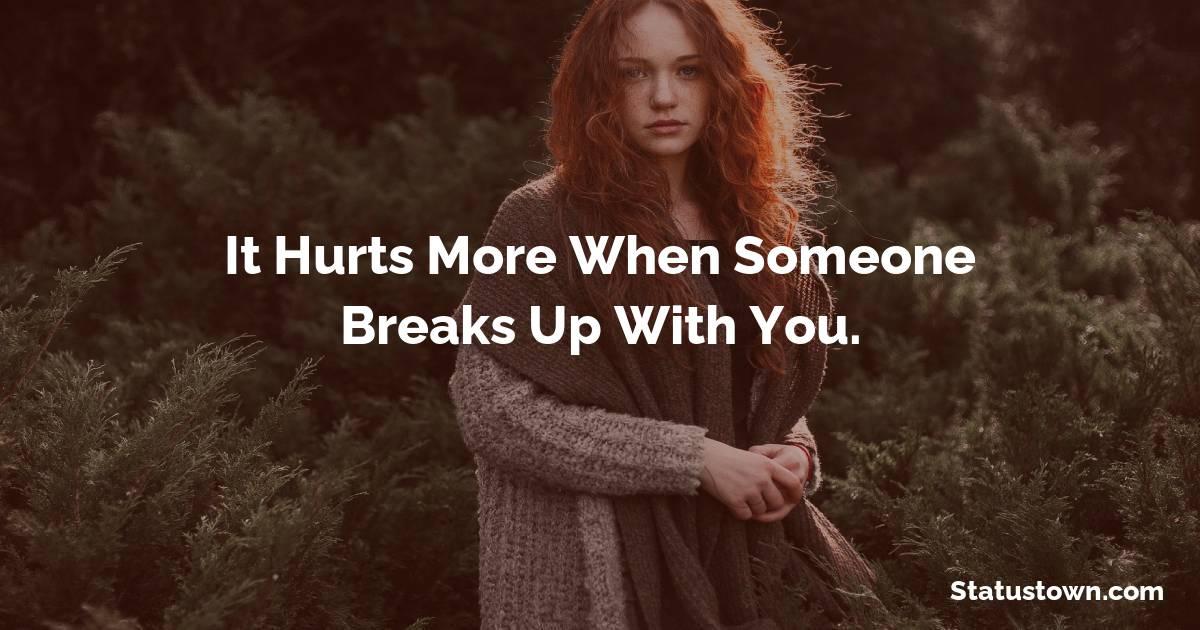 Deep breakup status