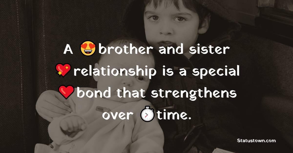 brother status