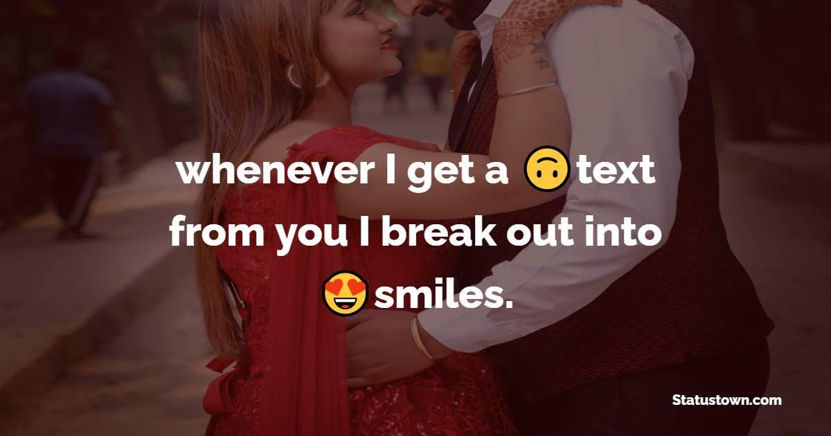 crush SMS
