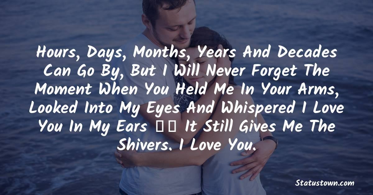 Love status For Husband