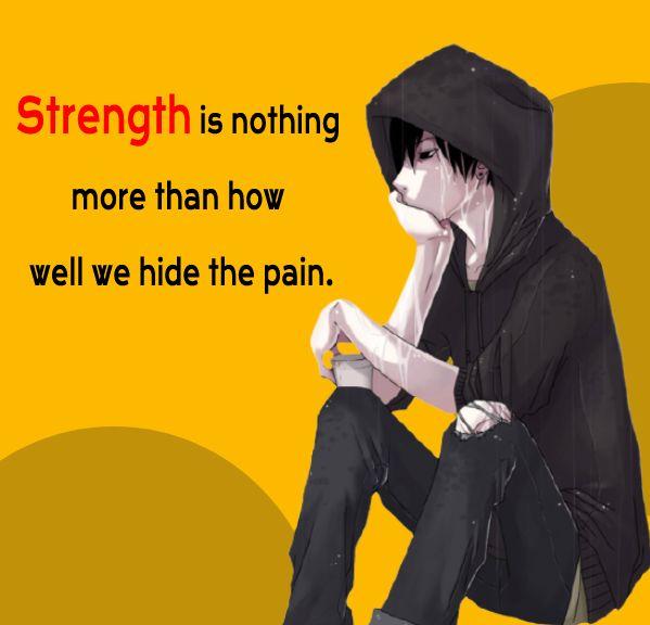 Unique pain status