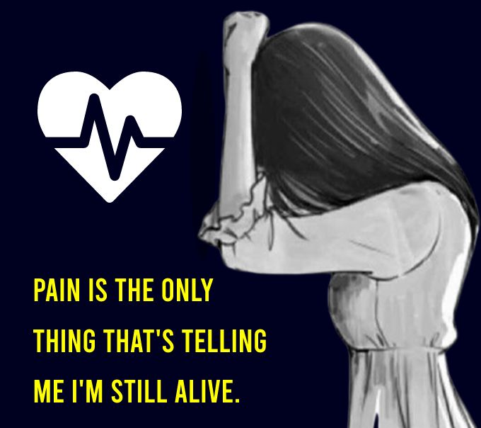 Simple pain status
