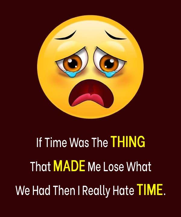 Unique  sad status