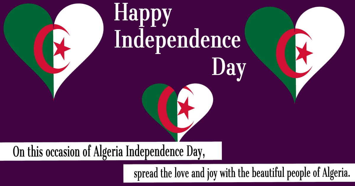 algeria independence day Wallpaper