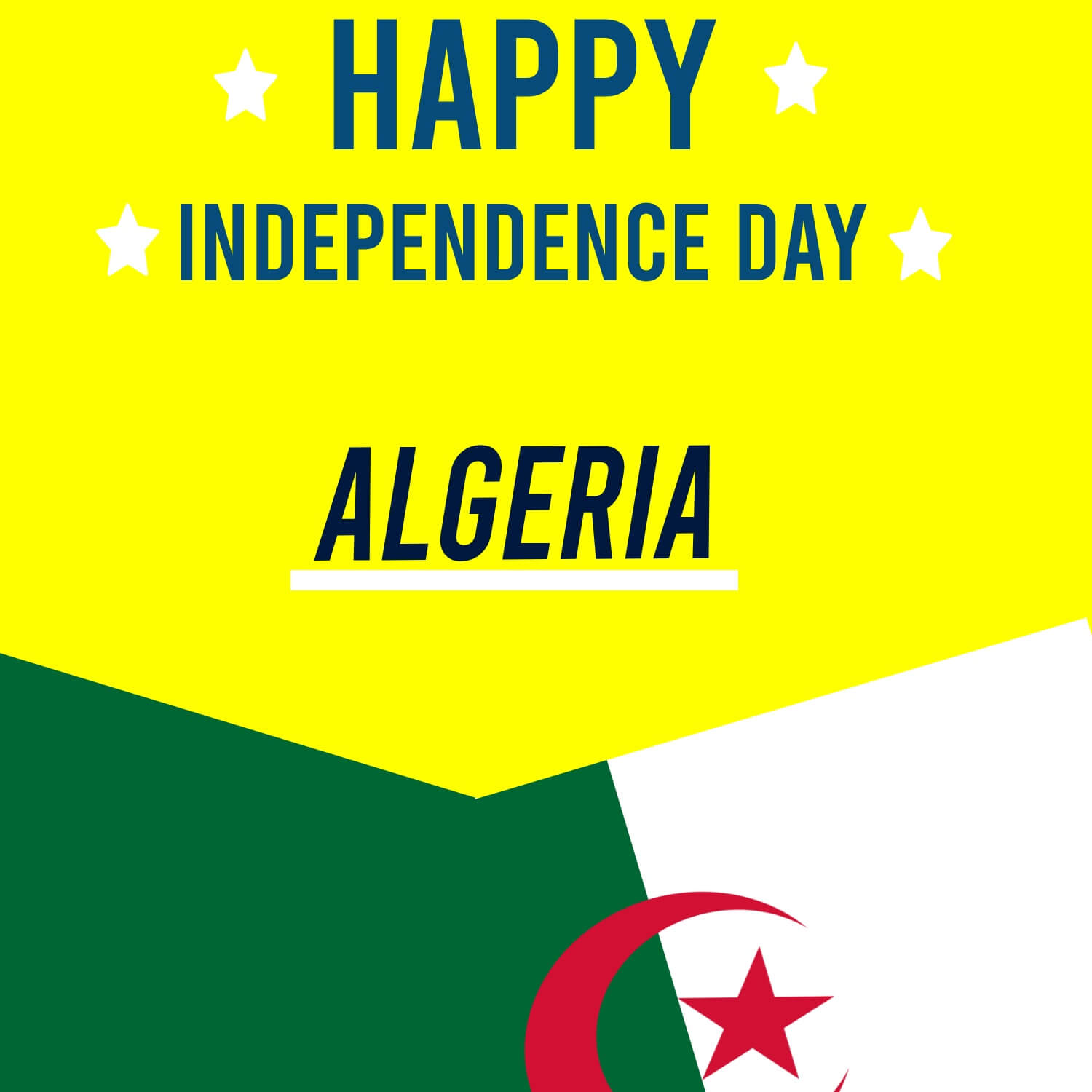 Best algeria independence day Wishes