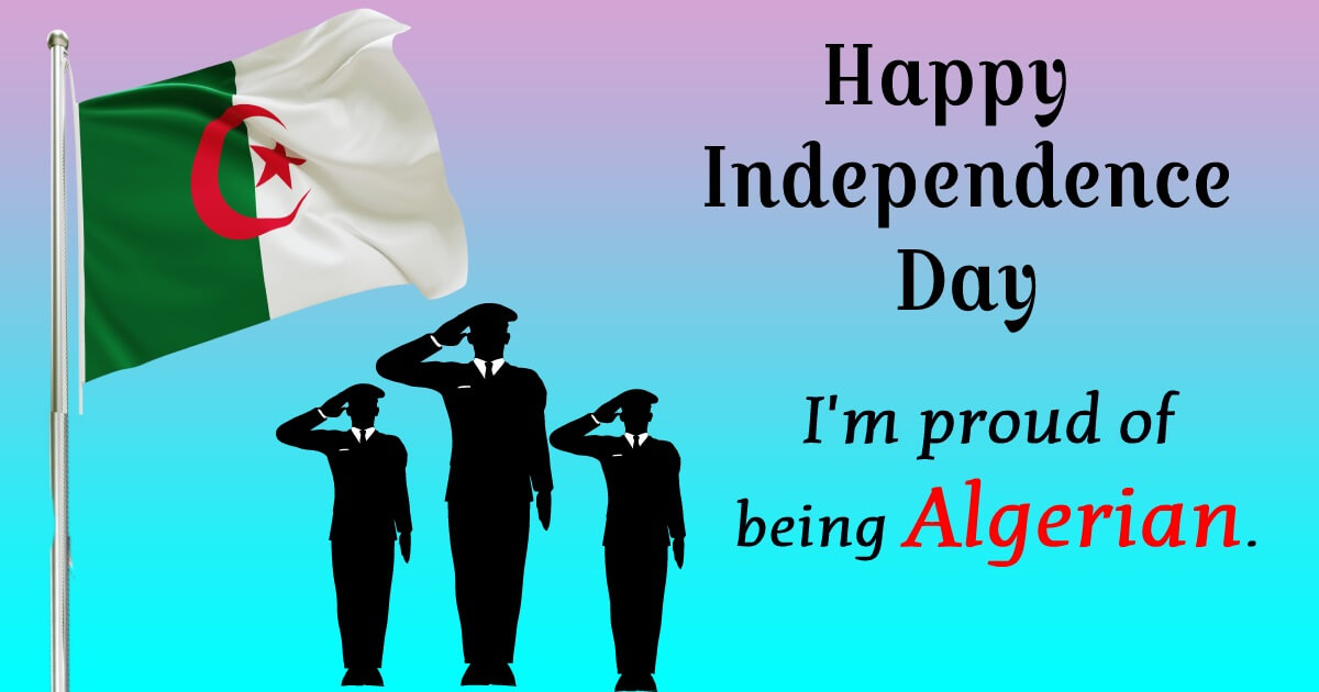algeria independence day Quotes