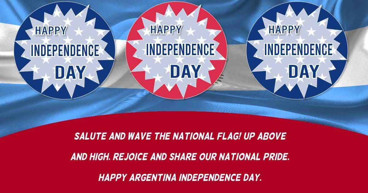 argentina independence day Wallpaper