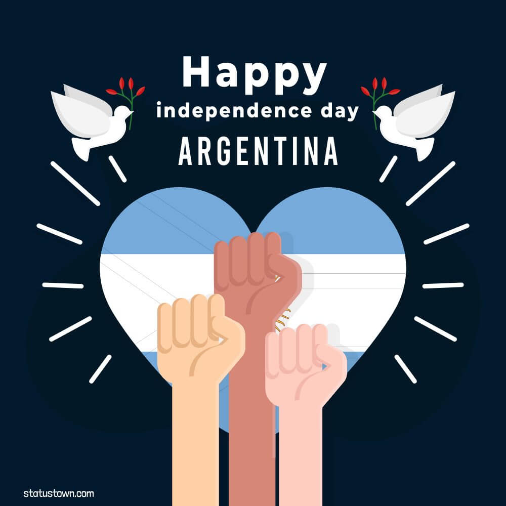 argentina independence day Quotes