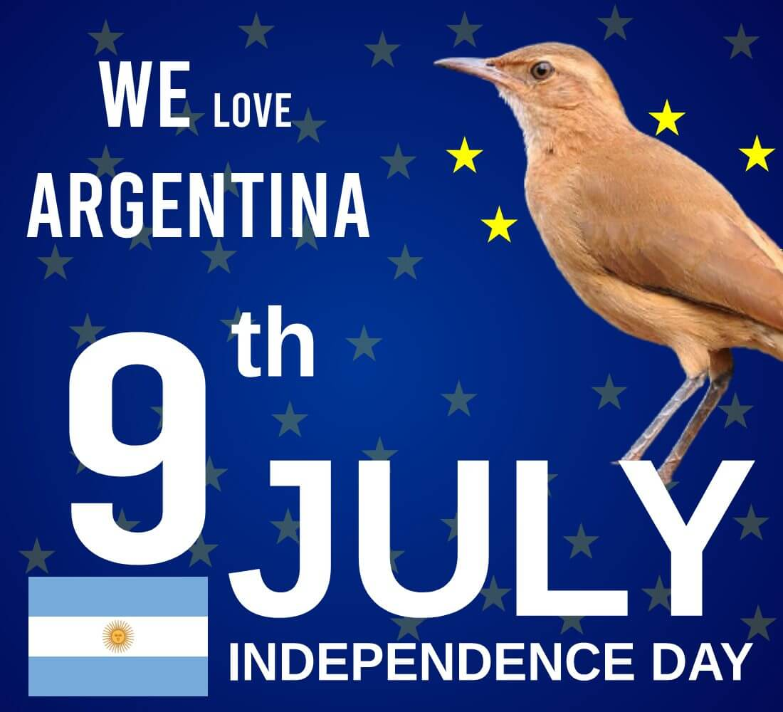 argentina independence day Wishes