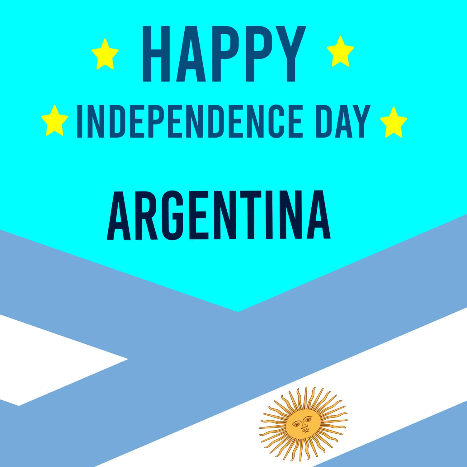 Best argentina independence day Wishes