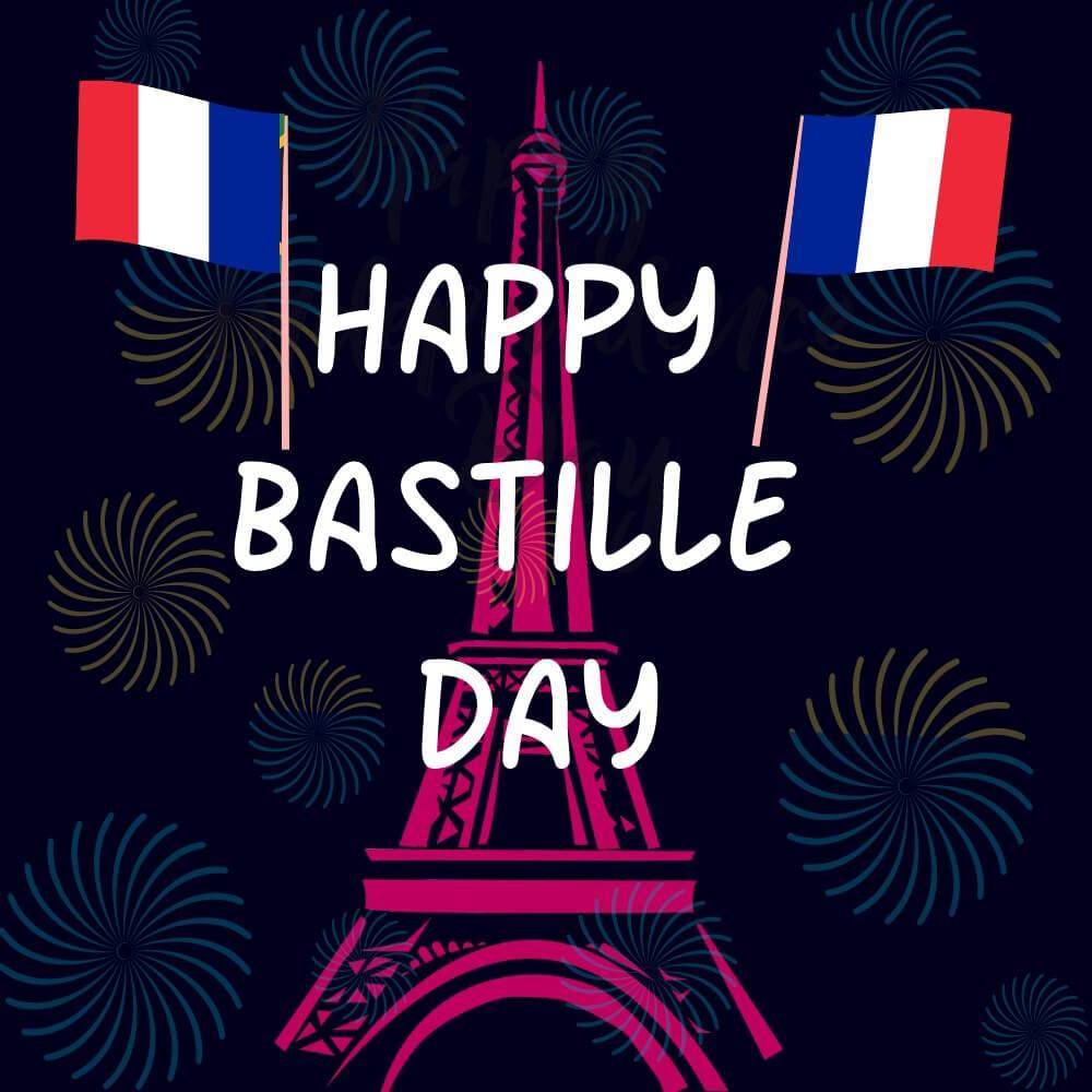 bastille day Messages