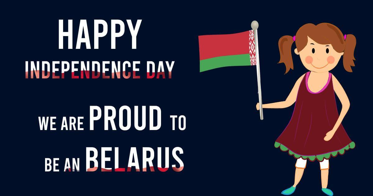 Best belarus independence day Wishes