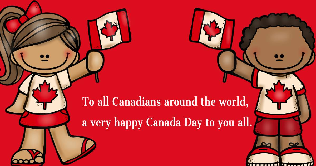 canada day Greeting