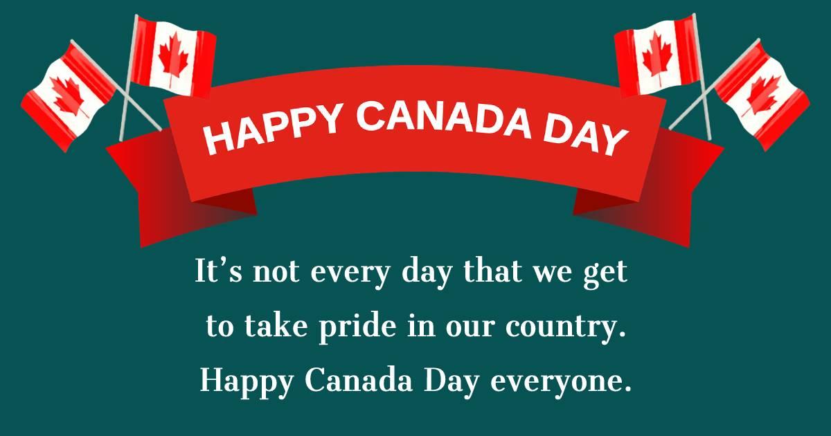 canada day Status