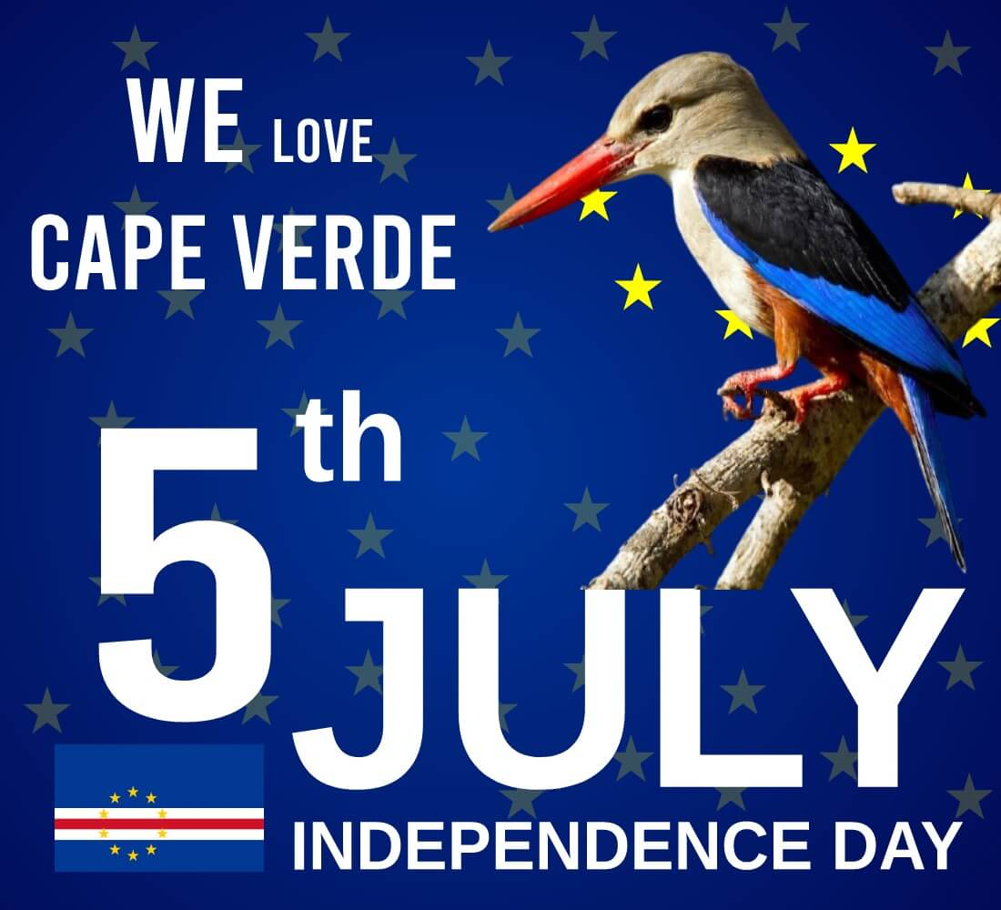 cape verde independence day Status