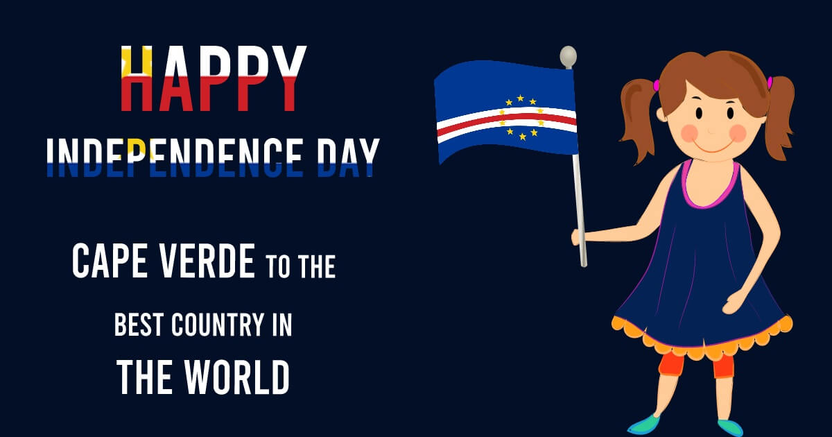 Best cape verde independence day Wishes