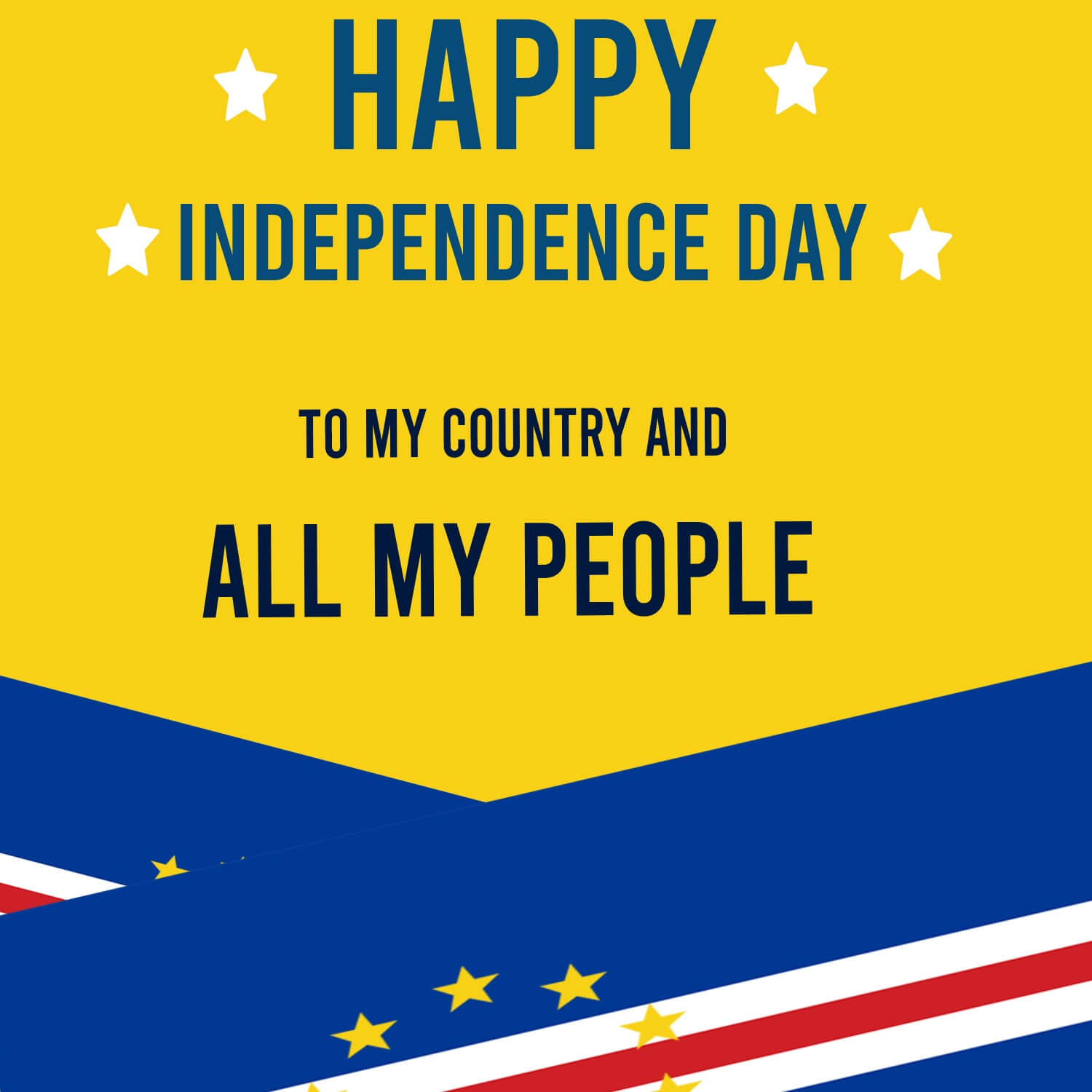 cape verde independence day Wishes