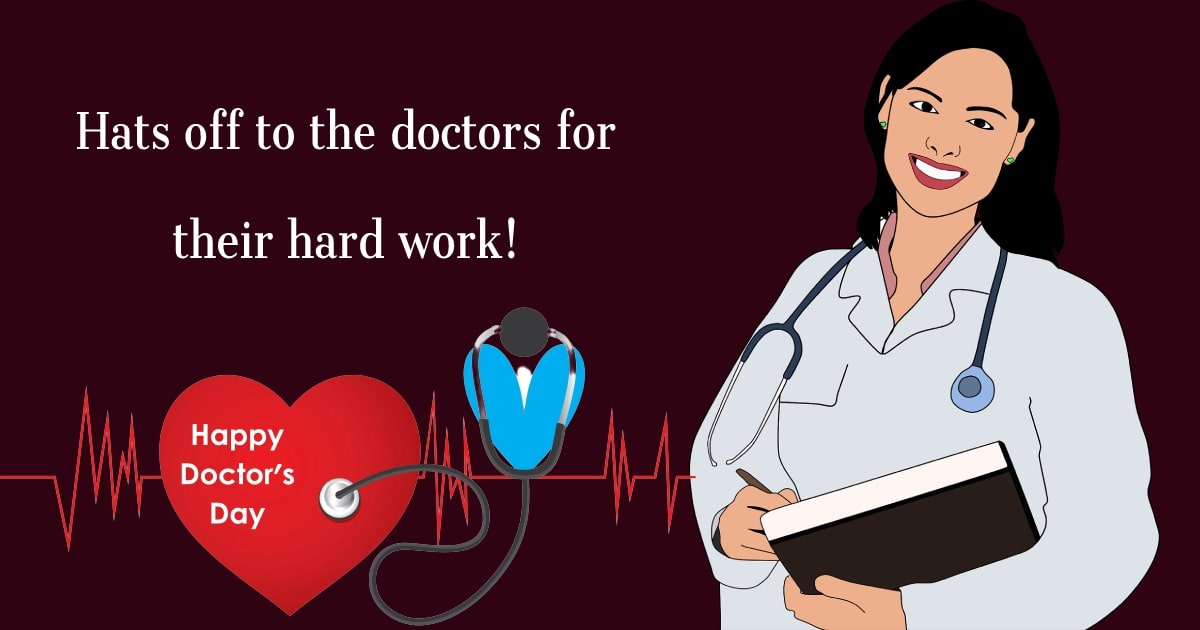 doctors day Greeting