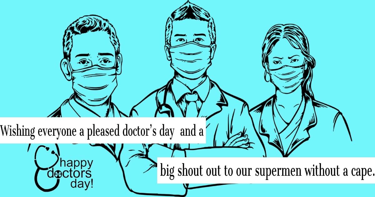 doctors day Status