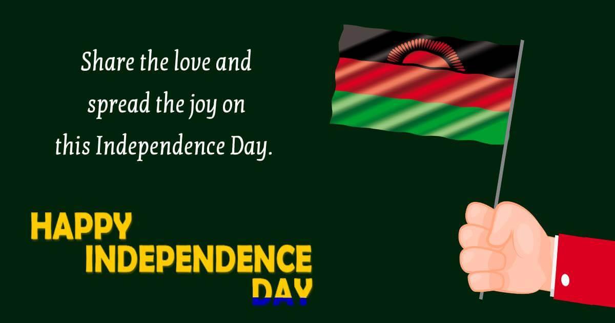 malawi independence day Status