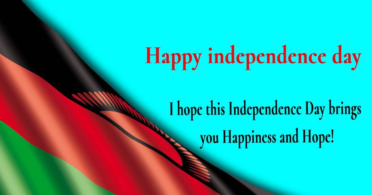 malawi independence day Wishes