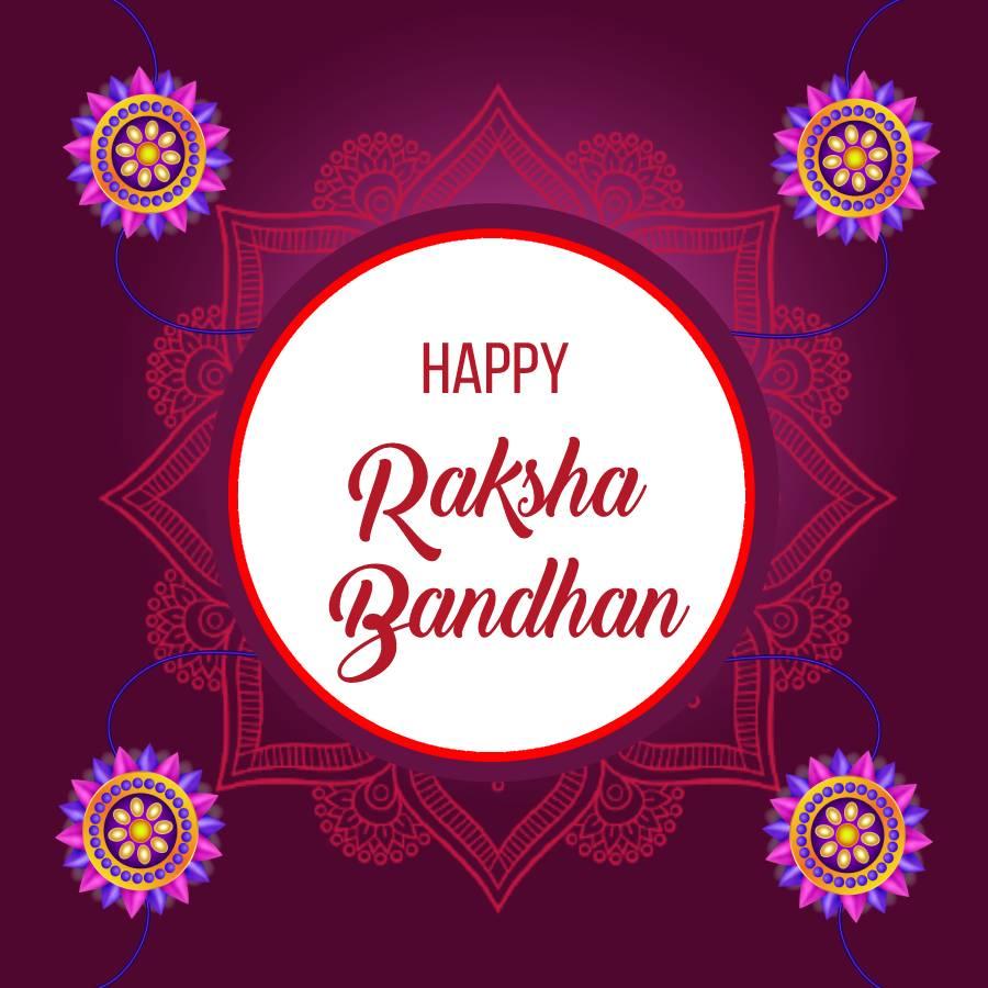 raksha bandhan Text