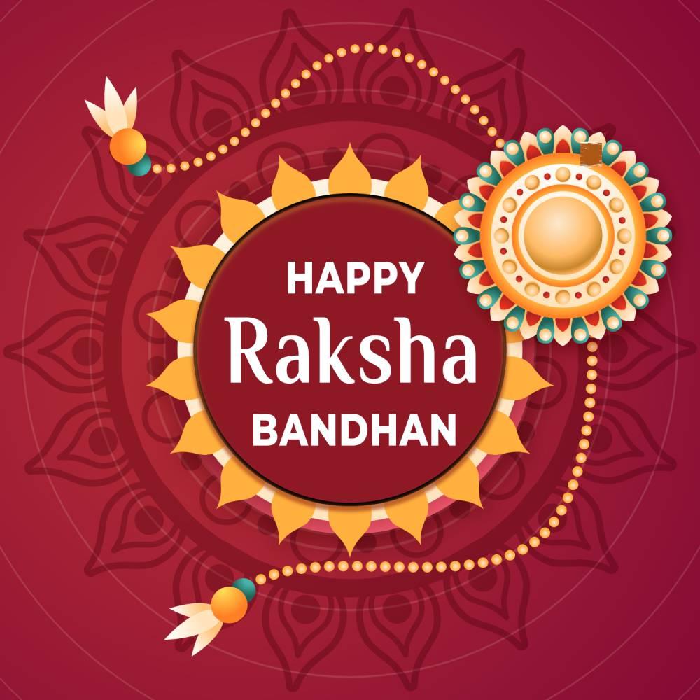 raksha bandhan in hindi Quotes