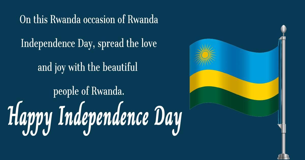 rwanda independence day  Wallpaper