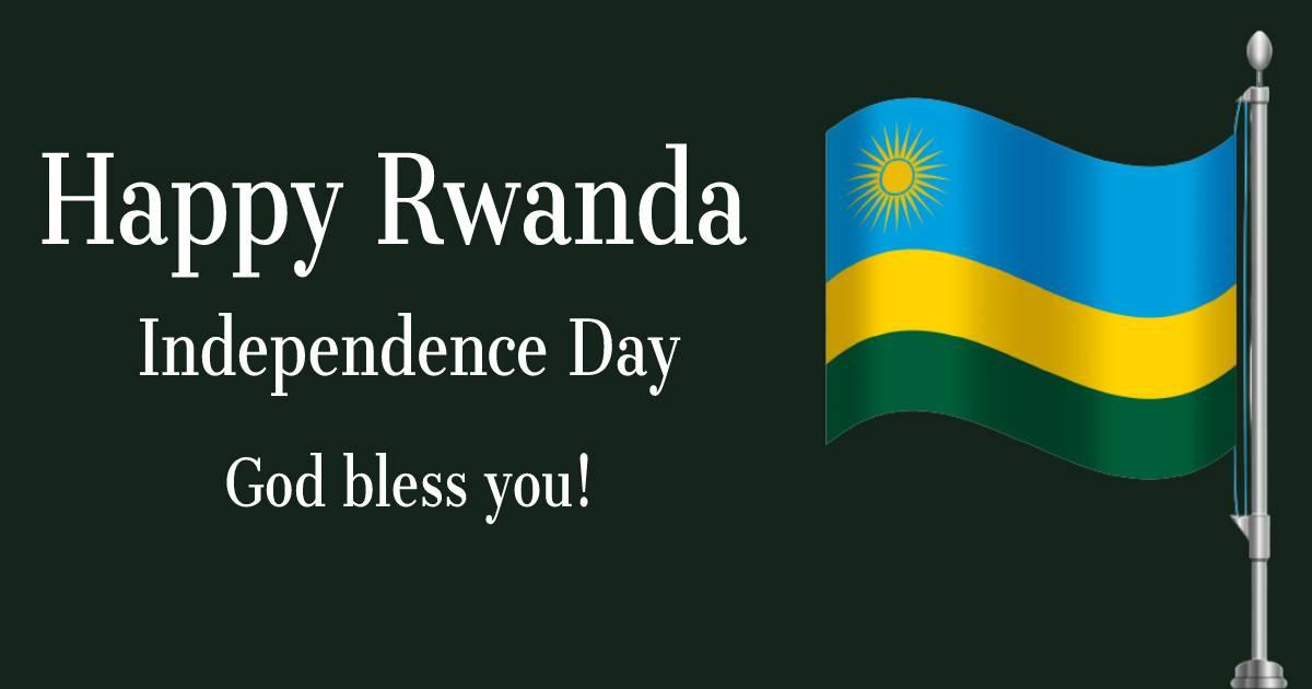 rwanda independence day  Status