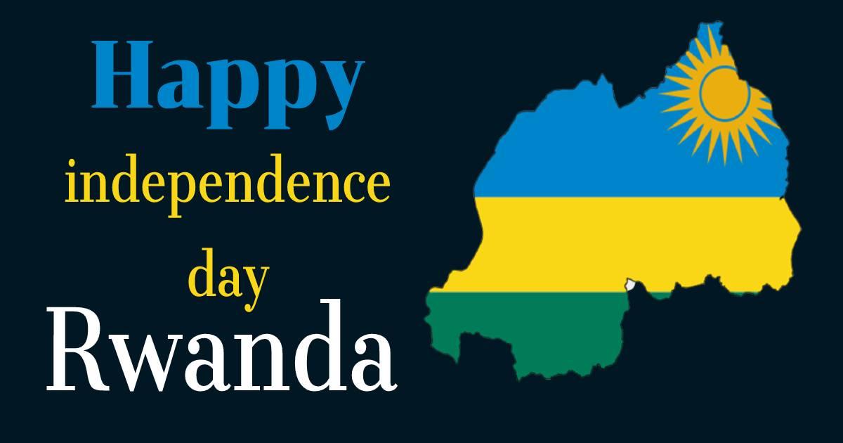 Best rwanda independence day  Wishes