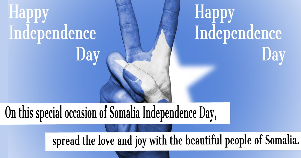 Best  somalia independence day Wishes