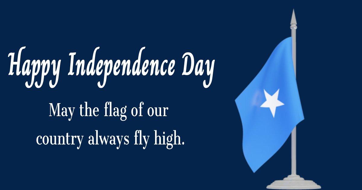 somalia independence day Wishes