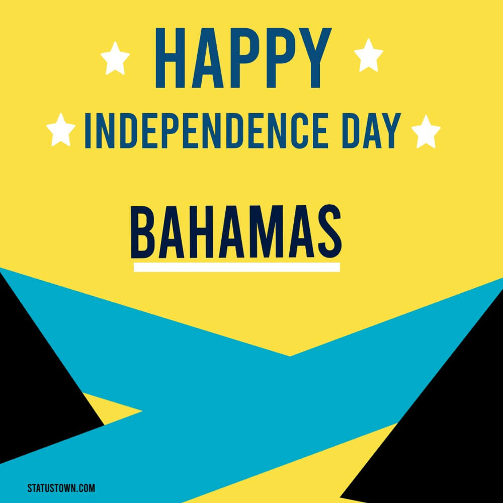 the bahamas independence day Images