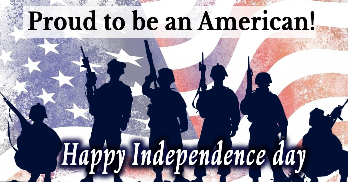 united states independence day SMS
