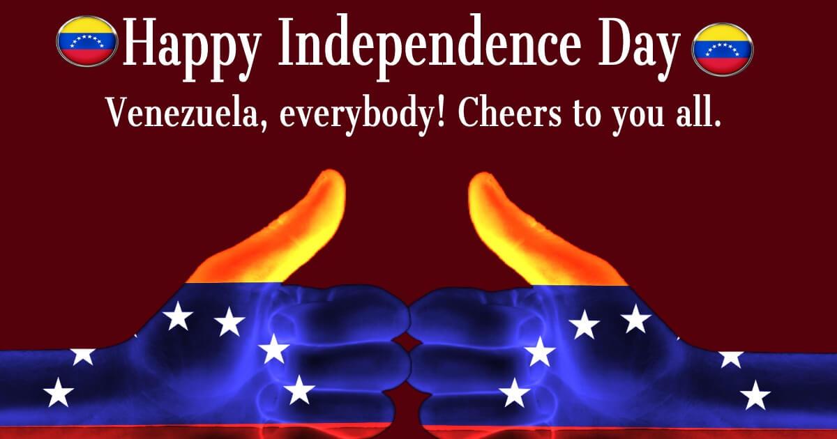 venezuela independence day Images