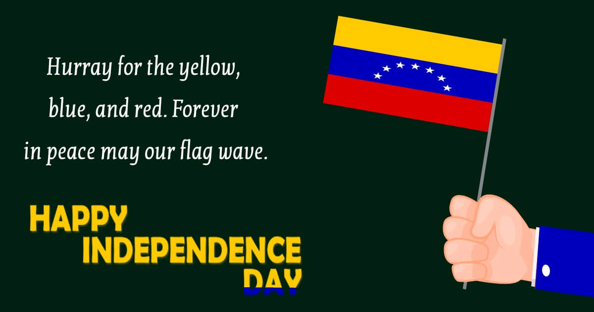 venezuela independence day Wallpaper