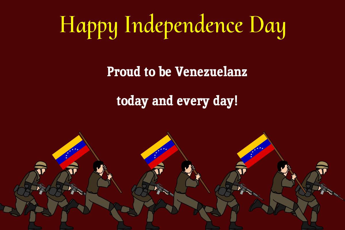 venezuela independence day Quotes