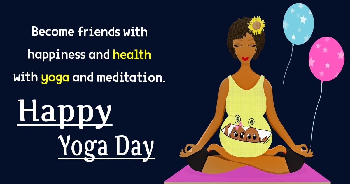 International Yoga Day Quotes, Wishes and Status