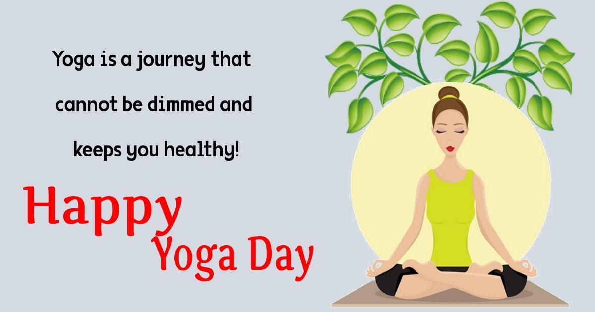 yoga day  Status Images