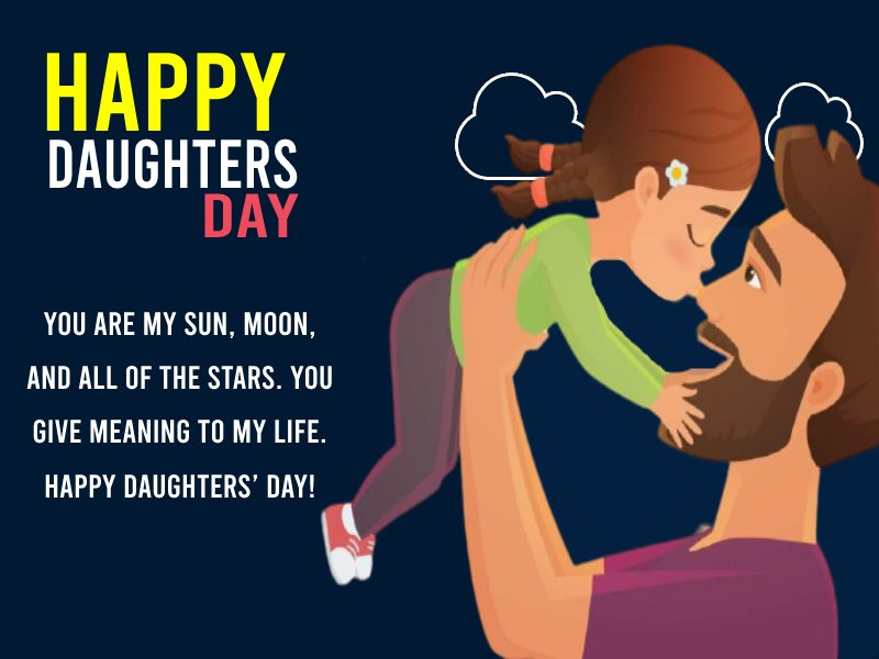 daughters day Wishes, Messages and status