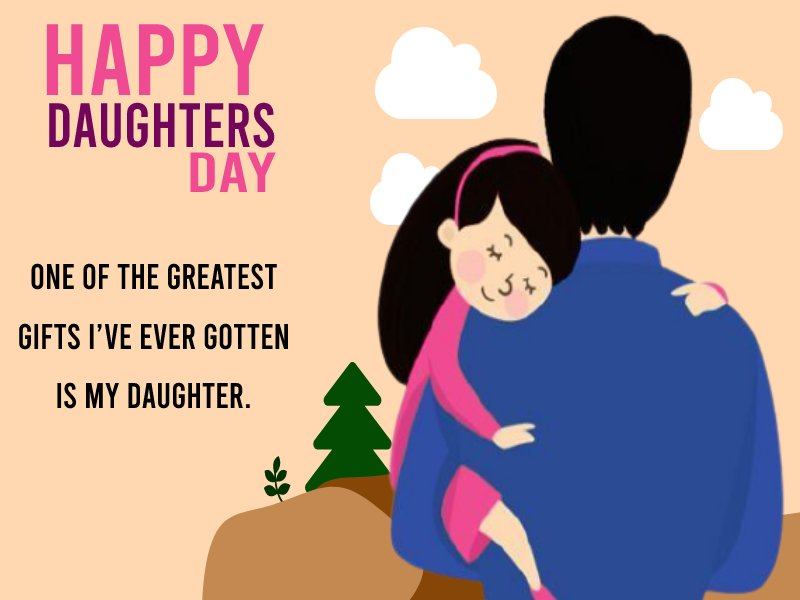 daughters day Messages