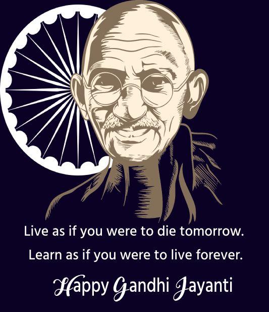Best gandhi jayanti Wishes
