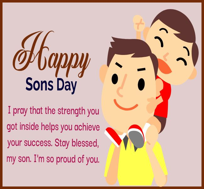 sons day  Images