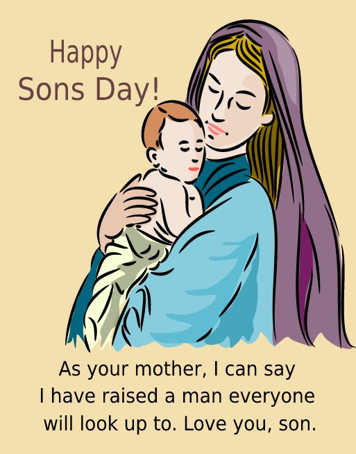 sons day  Wallpaper
