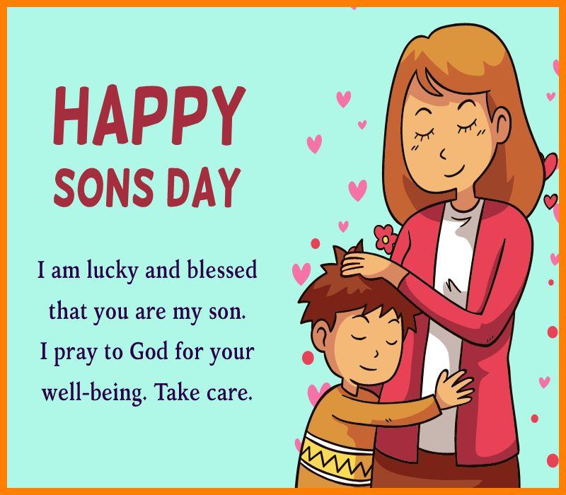 sons day  Messages