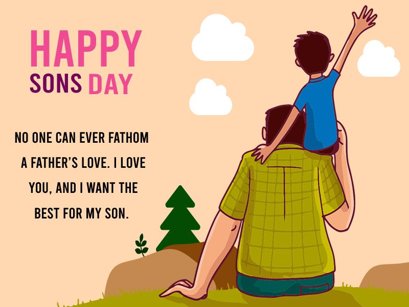 Best sons day  Wishes