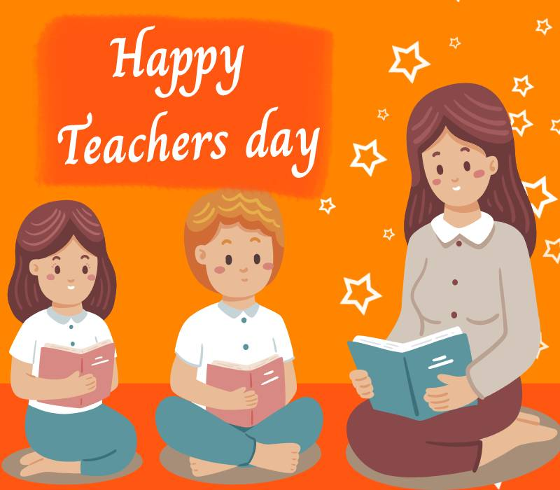 teachers day Text