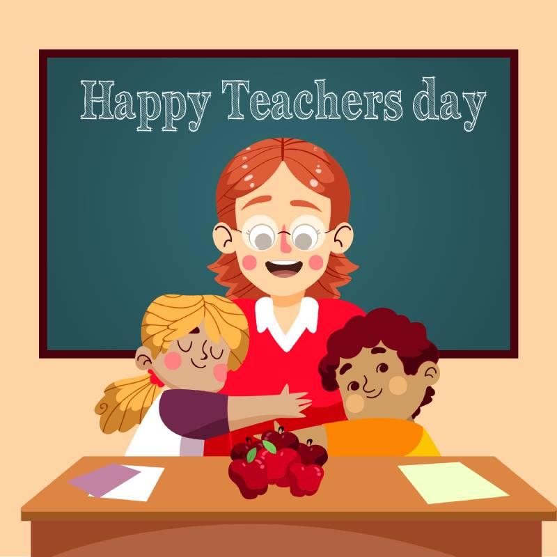 teachers day Status