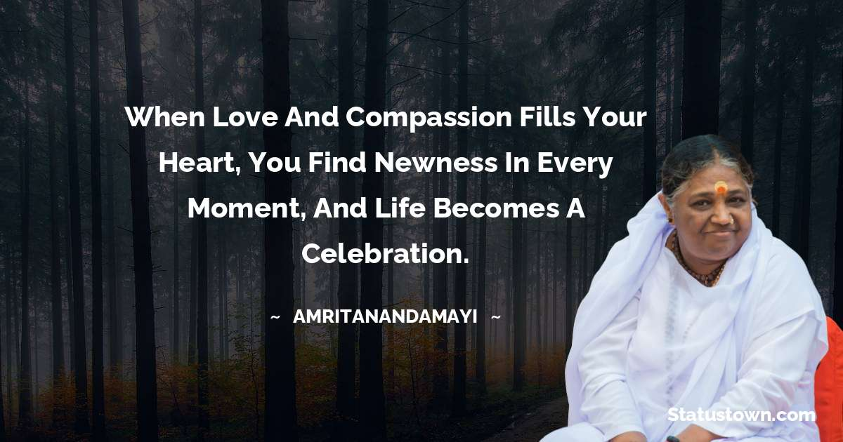 Amritanandamayi  Quotes images