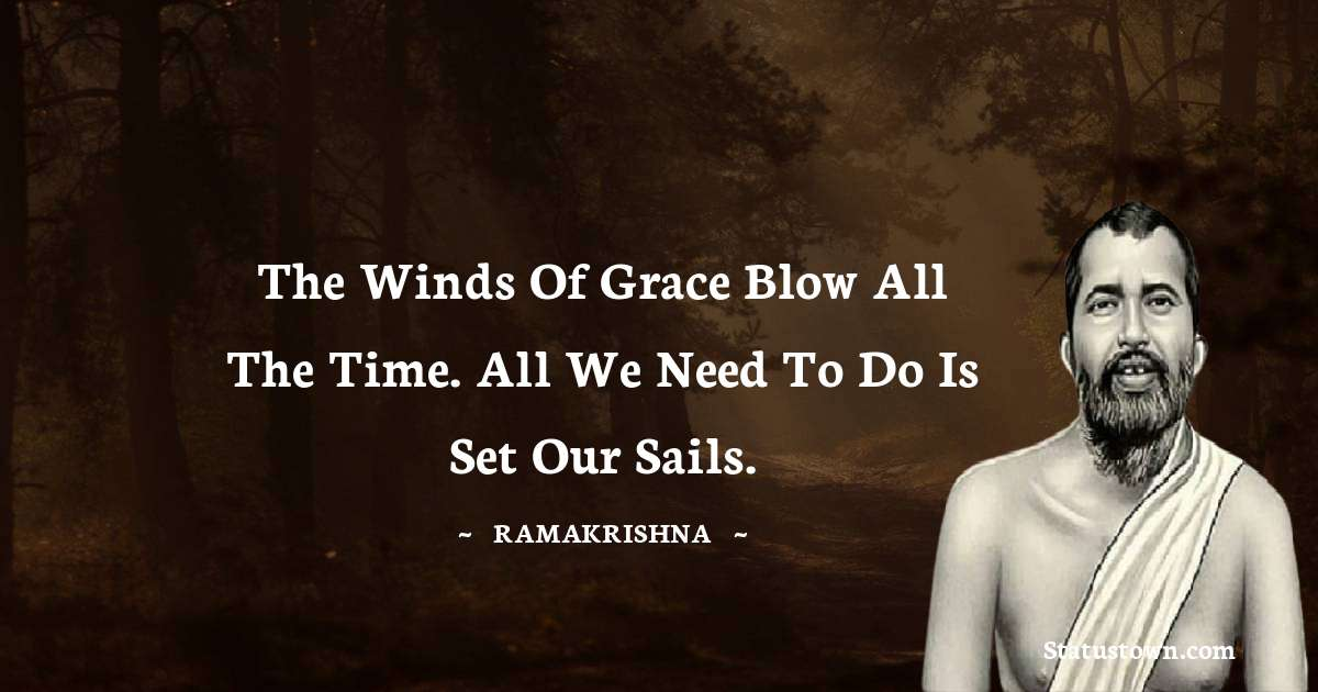 Ramakrishna Motivational Quotes